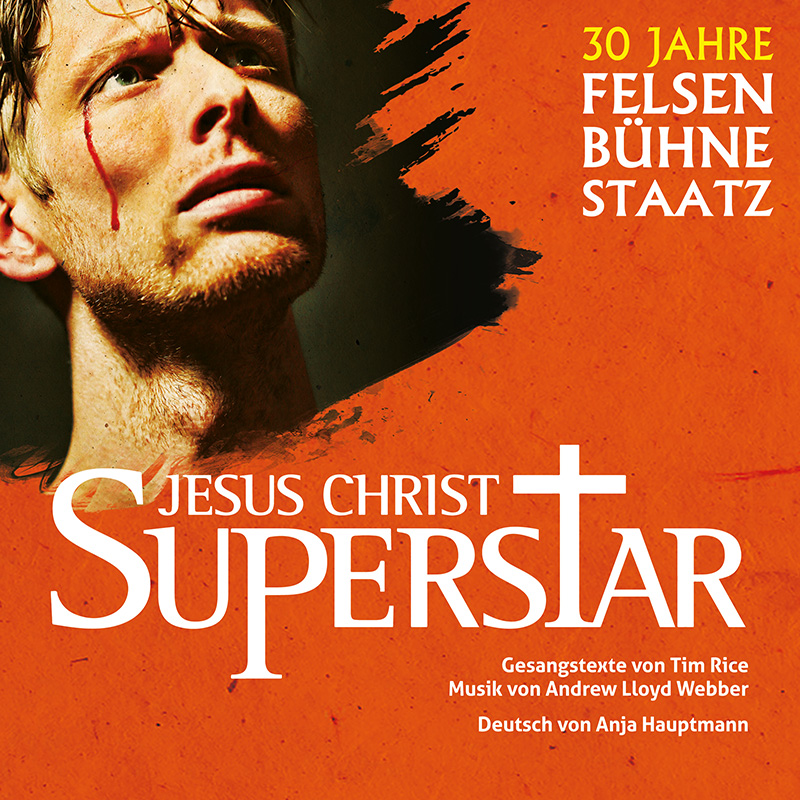 Logo Jesus Christ Superstar 2017