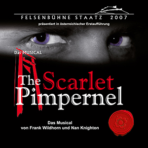 Logo: The Scarlet Pimpernel